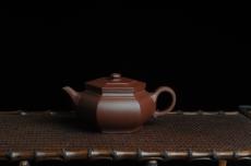 紫砂壶图片:美壶回馈壶友特惠 精致全手工大彬六方 - 全手工紫砂壶网