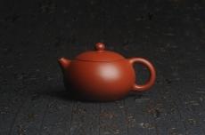 紫砂壶图片:特油润朱泥 全手工秀美可爱小巧西施 难得美品 - 全手工紫砂壶网