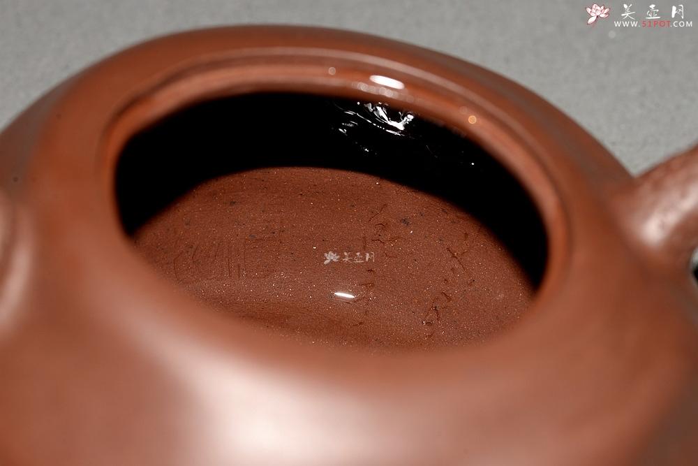 紫砂壶图片:潘丹初全手新作 道法自然 妙趣横生 原创溪竹 - 全手工紫砂壶网