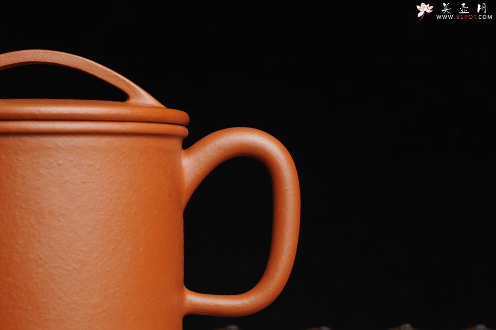 紫砂壶图片:优质赵庄朱泥 精品全手工汉瓦 端庄秀雅 大口实用 出水暴爽 - 全手工紫砂壶网