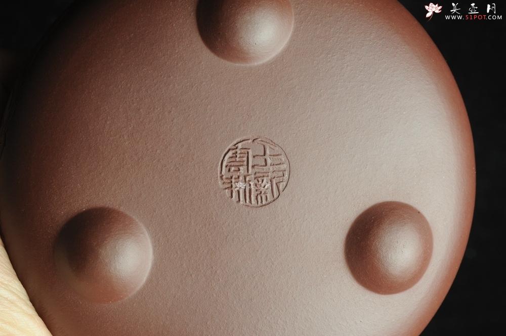 紫砂壶图片:贺岁新品 优质紫茄泥全手工高士煮茶图 闲饮一壶清风 文气满瓢 - 全手工紫砂壶网