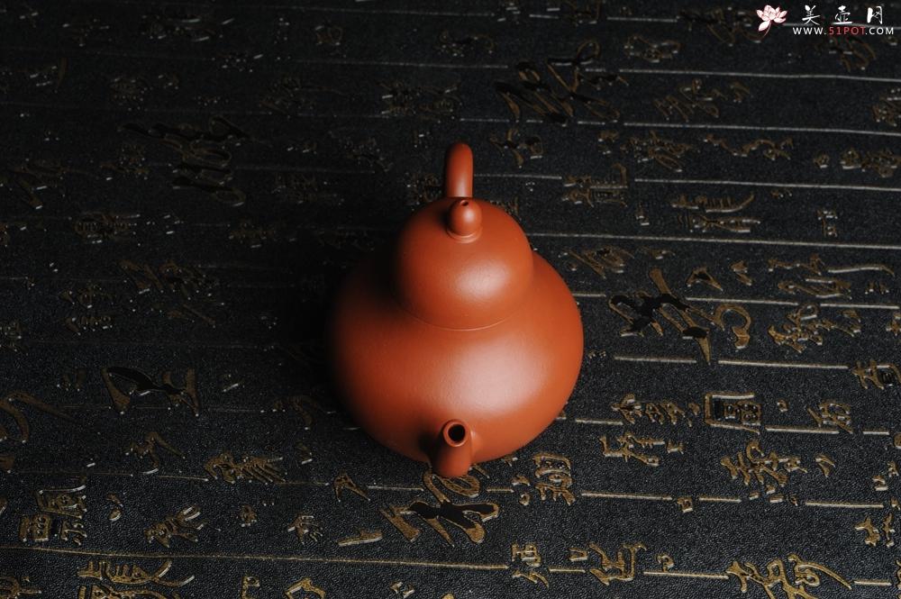 紫砂壶图片:端庄秀雅 精致全手工思亭壶  - 全手工紫砂壶网
