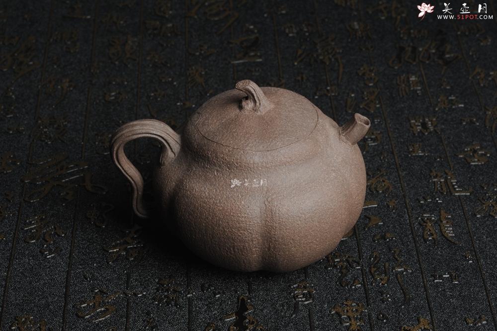 紫砂壶图片:美壶特惠 学苑派全手工精工仿生壶 小瓜  - 全手工紫砂壶网