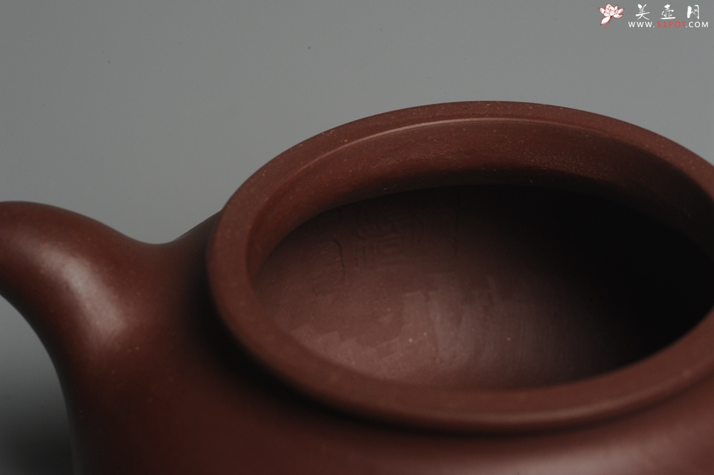 紫砂壶图片:实力派杨老师全手工大亨仿古 古韵悠悠  深得老味 - 全手工紫砂壶网