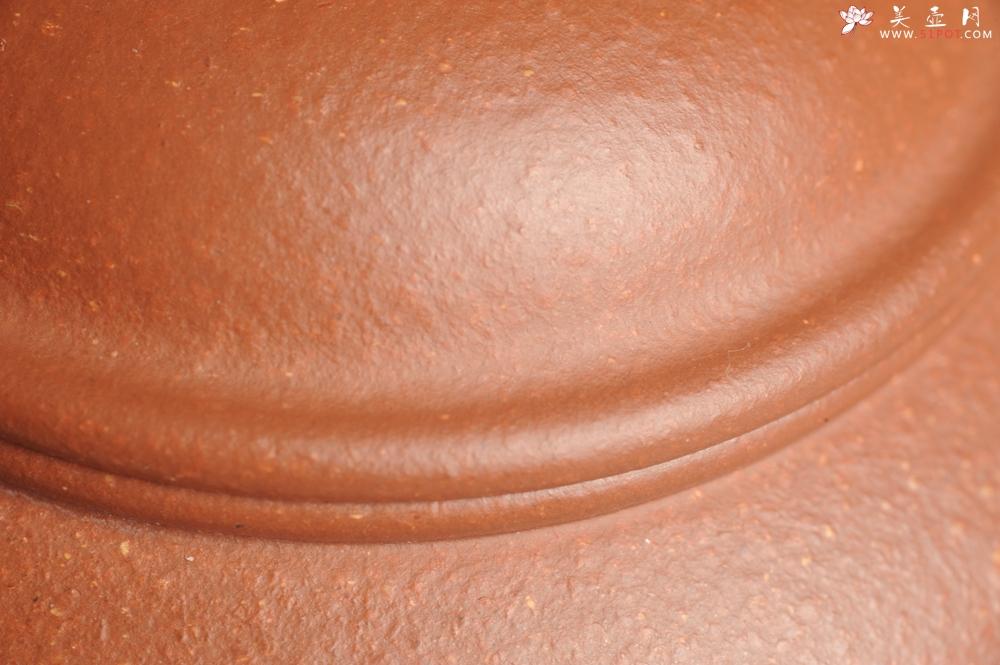 紫砂壶图片:美壶特惠 潜力股殷老师全手工特好降坡泥水平壶 茶人醉爱 - 全手工紫砂壶网
