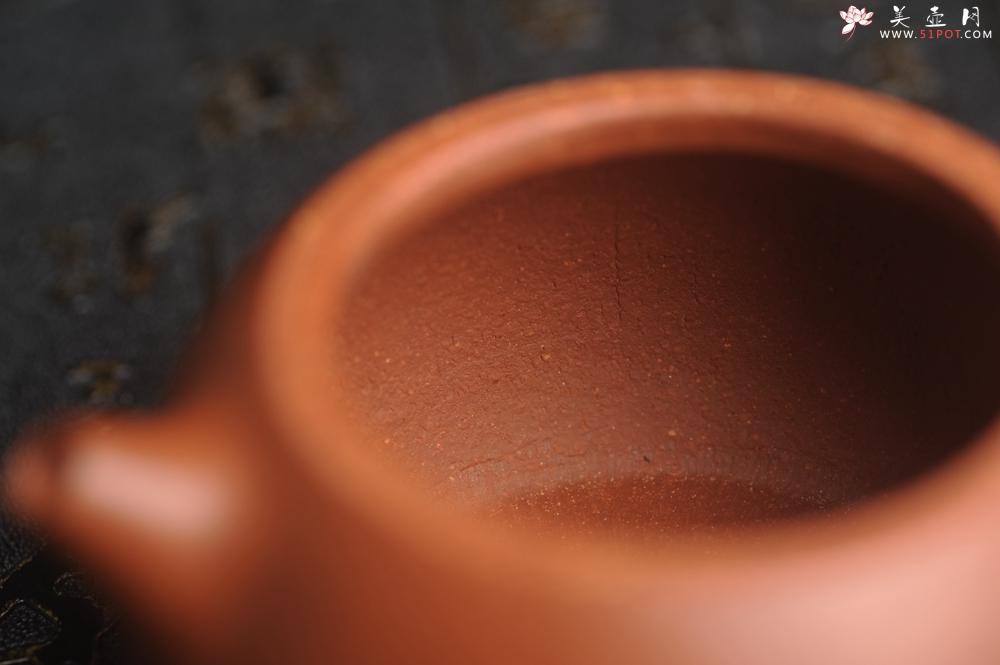 紫砂壶图片:油润降坡泥全手工小品西施壶 竹留清风 装饰居不可无竹 特文气 - 全手工紫砂壶网