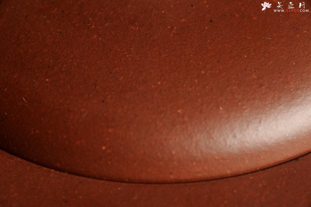 紫砂壶图片:实力派张海艳全手工精工砂四方壶 做工一流 - 全手工紫砂壶网